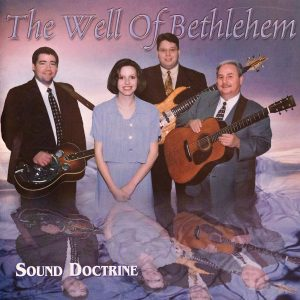 Well of Bethlehem CD Front